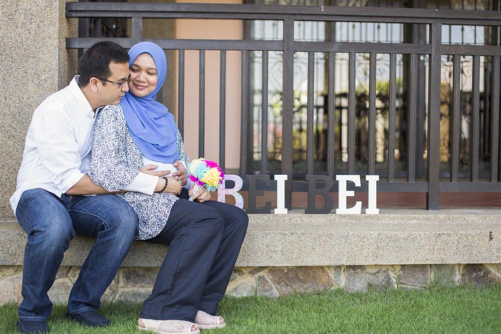 Maternity Photoshoot - Shahida & Azan - 009