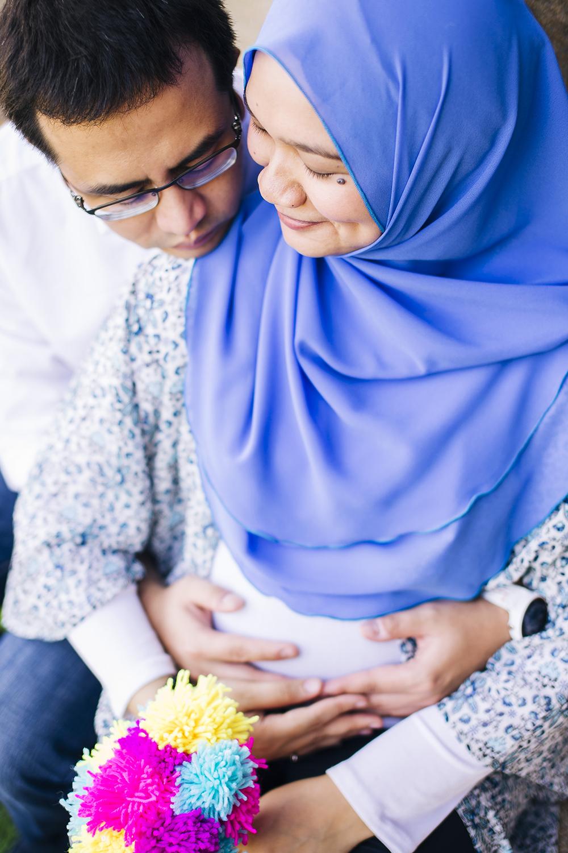 Maternity Photoshoot - Shahida & Azan - 012