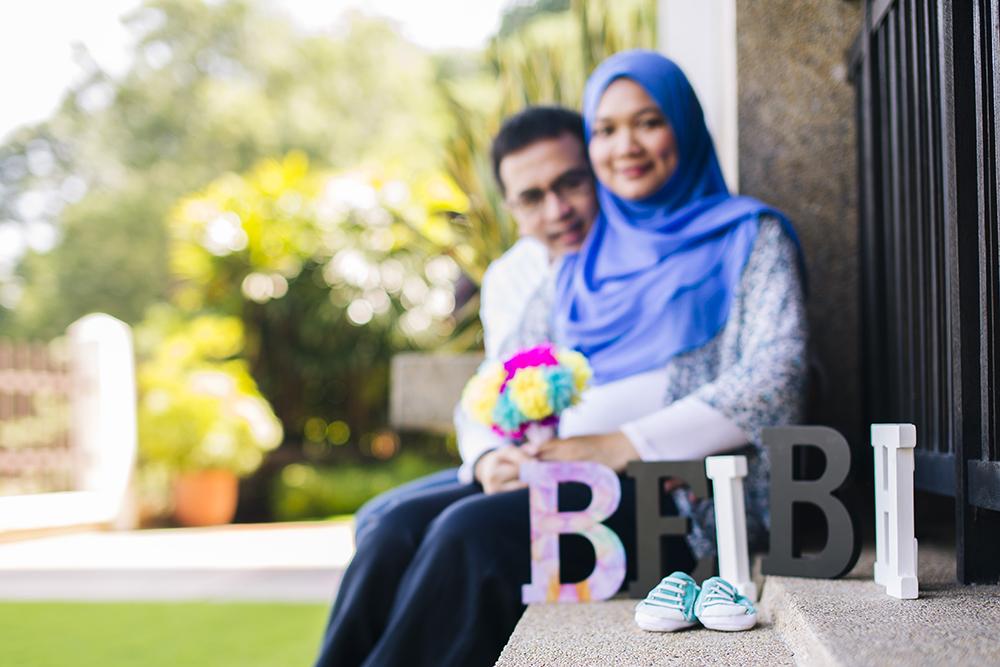 Maternity Photoshoot - Shahida & Azan - 017