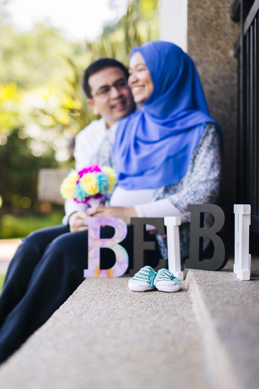 Maternity Photoshoot - Shahida & Azan - 020