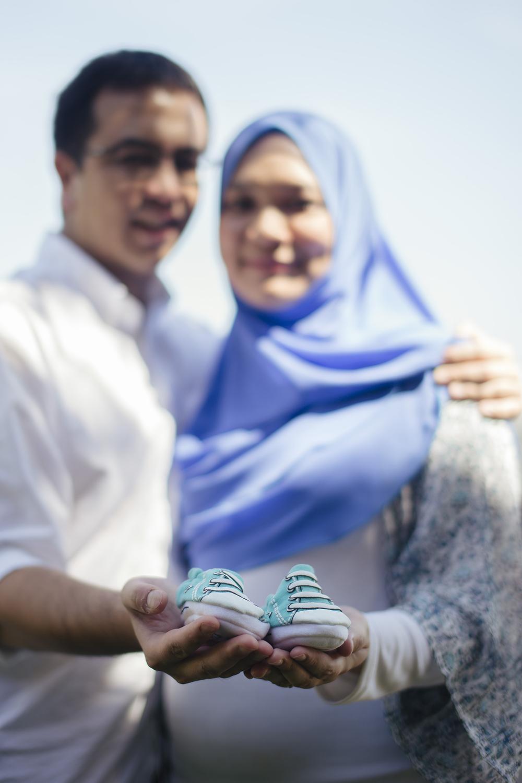 Maternity Photoshoot - Shahida & Azan - 026