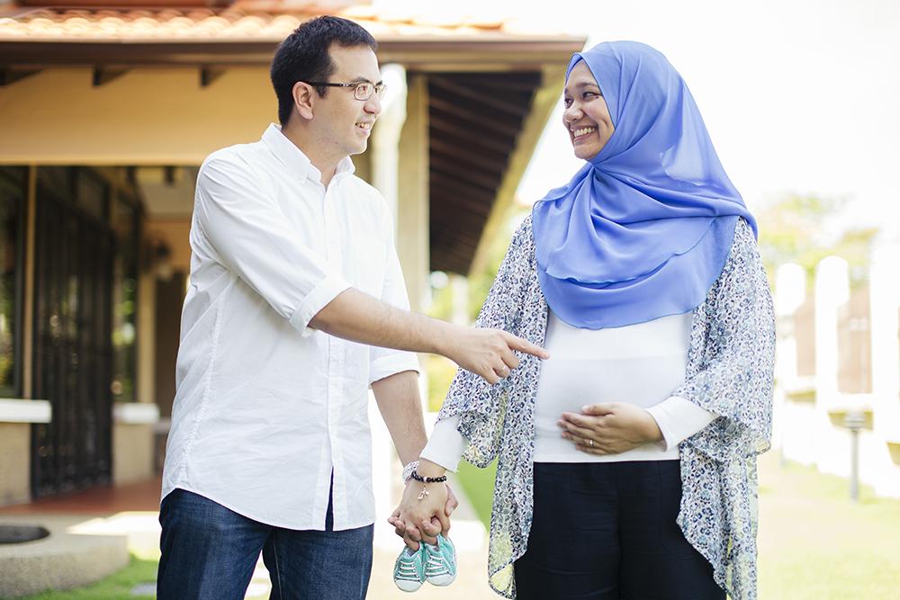 Maternity Photoshoot - Shahida & Azan - 033