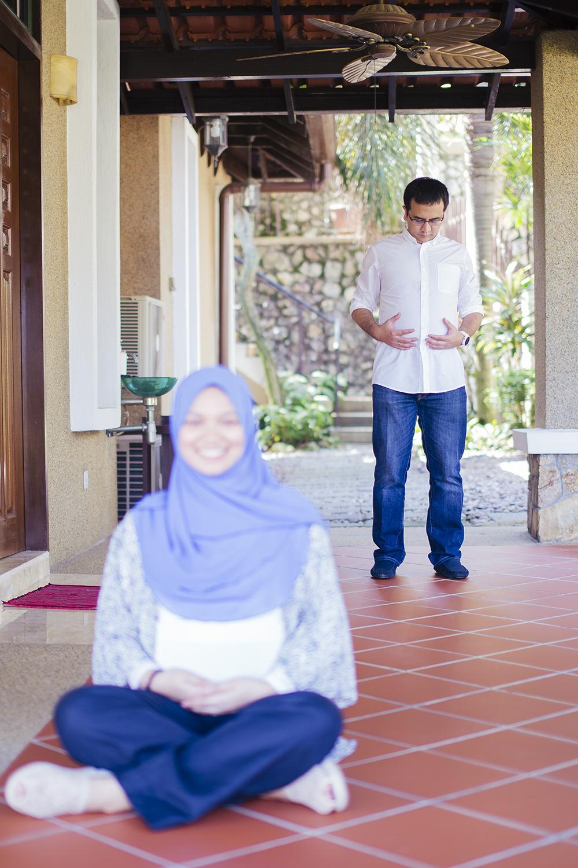 Maternity Photoshoot - Shahida & Azan - 058