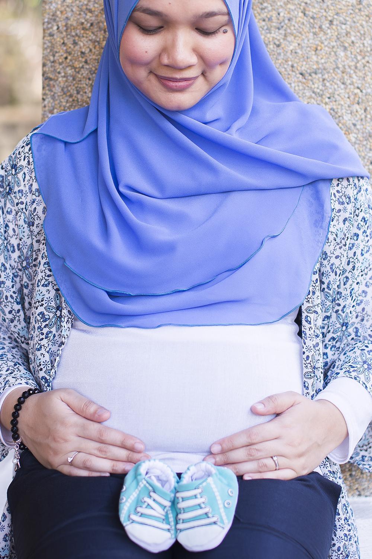 Maternity Photoshoot - Shahida & Azan - 088