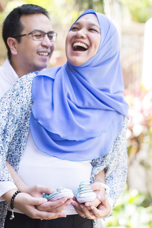 Maternity Photoshoot - Shahida & Azan - 094