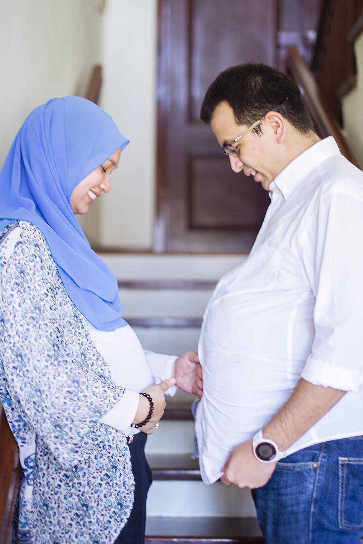 Maternity Photoshoot - Shahida & Azan - 114