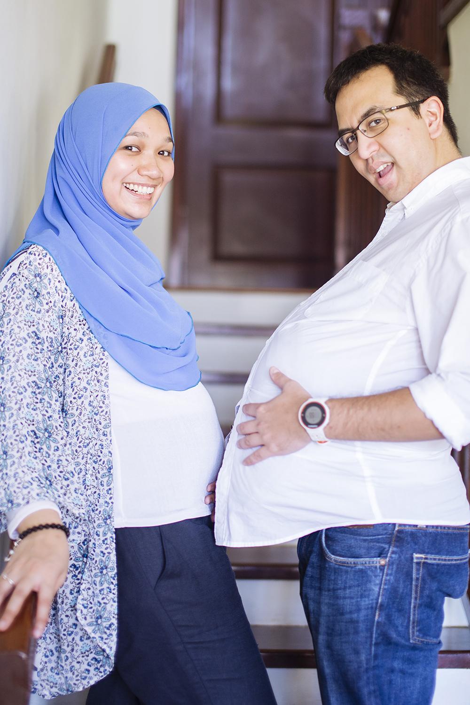 Maternity Photoshoot - Shahida & Azan - 122
