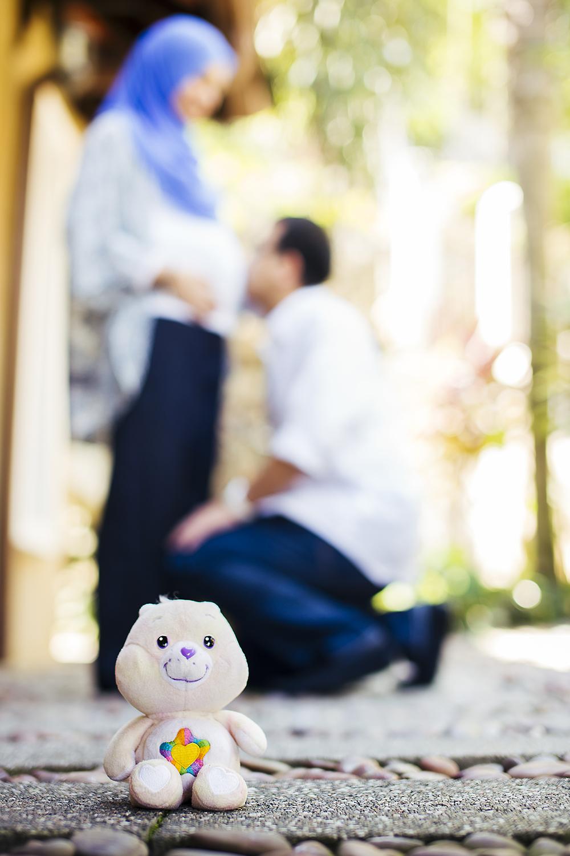 Maternity Photoshoot - Shahida & Azan - 139
