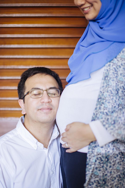 Maternity Photoshoot - Shahida & Azan - 153