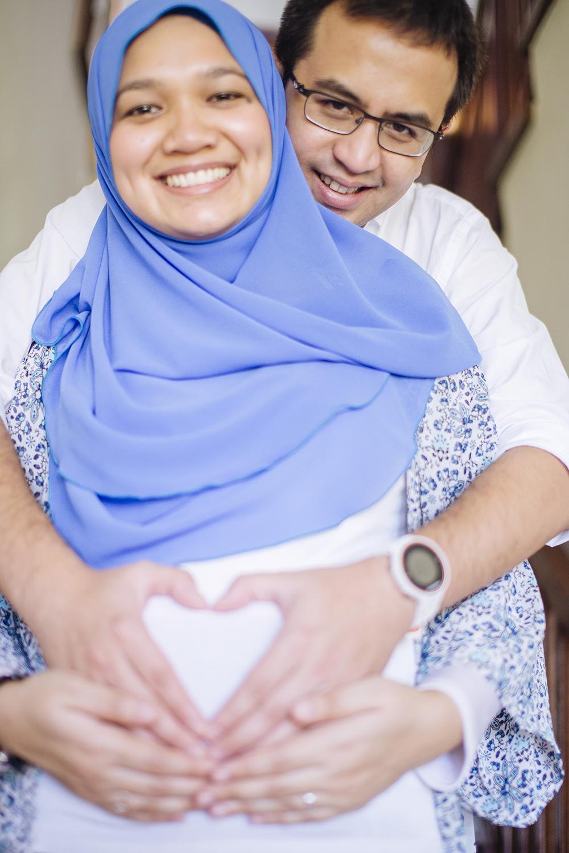 Maternity Photoshoot - Shahida & Azan - 159