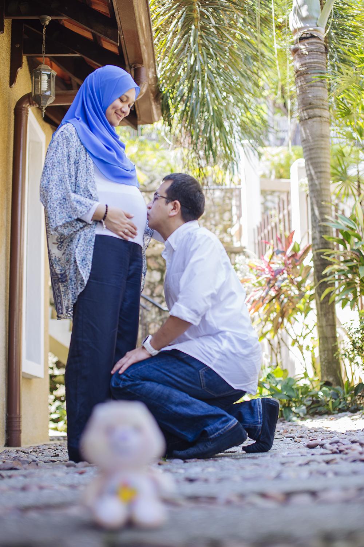 Maternity Photoshoot - Shahida & Azan - 178